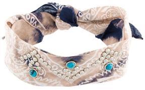Dannijo Blaine bandana necklace