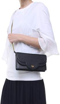 See by Chloe Mini Polina Textured-leather Shoulder Bag