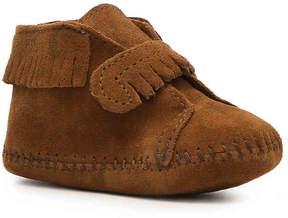Minnetonka Girls Fringe Infant & Toddler Boot