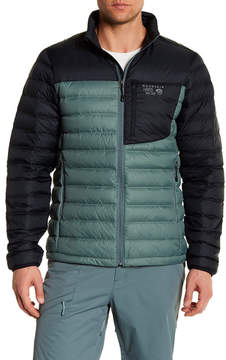 Mountain Hardwear Dynotherm Down Puffer Jacket