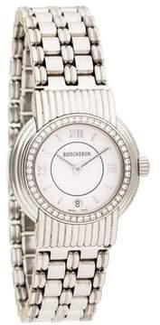 Boucheron Reflet Solis Watch