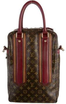 Louis Vuitton Bequia Porte Document Vertical Bag