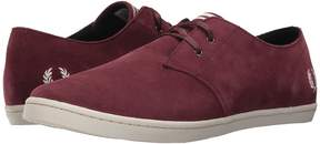 Fred Perry Byron Low Suede Men's Shoes