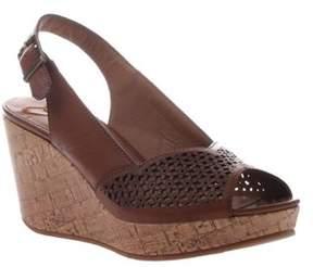 Madeline Women's Doting Wedge Slingback Sandal.