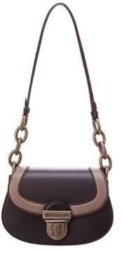 Bottega Veneta Umbria Leather Shoulder Bag.