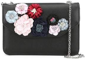 Kate Landry Flower Flap Clutch