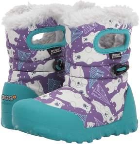 Bogs B-Moc Bears Girls Shoes