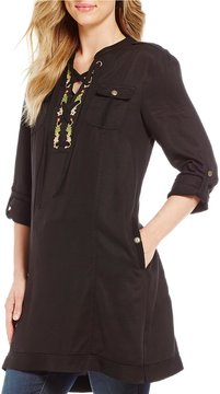 Chelsea & Theodore Embroidered Tunic
