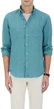Hartford Men's Linen Shirt