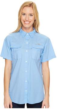 Columbia Boneheadtm II S/S Shirt Women's Short Sleeve Button Up
