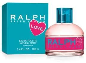 Ralph Lauren Ralph Love 3.4 Oz. Edt Spray Pink 3.5 Oz