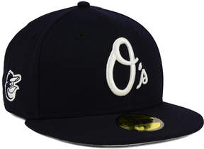 New Era Baltimore Orioles C-Dub Patch 59FIFTY Fitted Cap