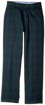 Tommy Hilfiger Shadow Plaid Pants Boy's Casual Pants