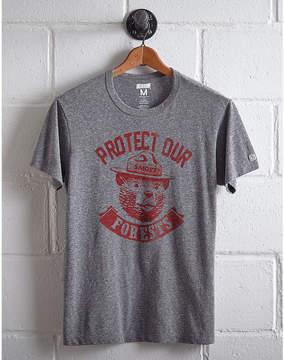 Tailgate Men's Smokey The Bear T-Shirt