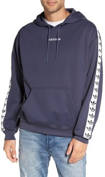 adidas Men's Tnt Logo Tape Pullover Hoodie