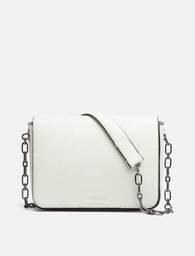 Calvin Klein Jeans Pebble Chainlink Medium Crossbody Bag
