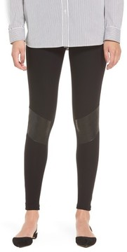 Commando Women's Control Top Moto Leggings