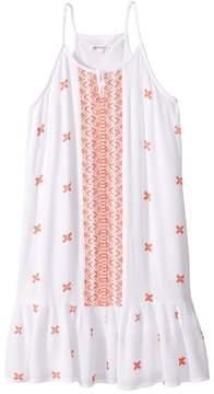 Ella Moss Hayden Rayon Gauze Dress (Big Kids)