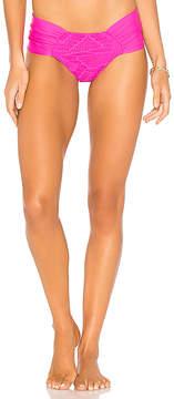 Luli Fama Scrunch Bikini Bottom