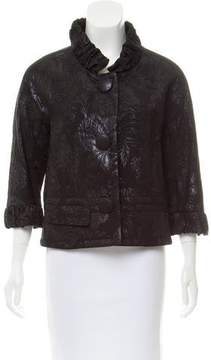 Peserico Lightweight Jacquard Jacket