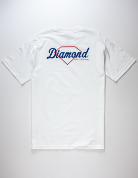 Diamond Supply Co. Script 2 Mens T-Shirt