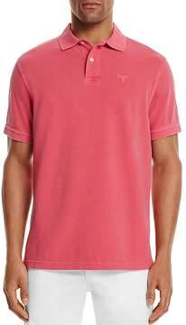 Barbour Washed Piqué Sport Regular Fit Polo Shirt