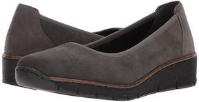 Rieker 53770 Doris 70 Women's Flat Shoes