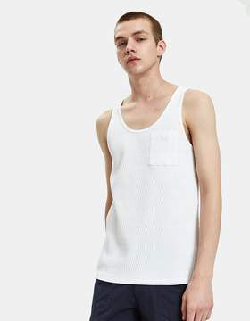 Saturdays NYC Rosen Links Tank in White