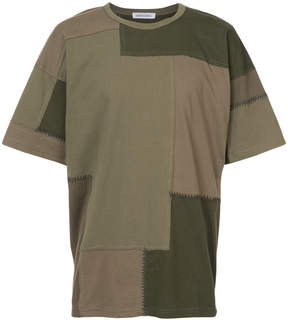 MHI patchwork T-shirt