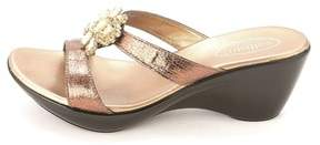 Callisto Adelai Women Open Toe Wedge Sandal.