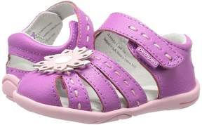 pediped Sabine Grip n Go Girls Shoes