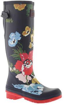Joules Women's Ajusta Tall Rain Boot