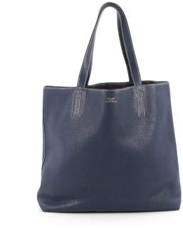 Hermes Pre-owned: Double Sens Tote Clemence 36. - BLUE - STYLE