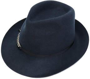 Stella McCartney fedora hat
