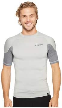 Rip Curl Aggrolite UV Tee Short Sleeve Men's Swimwear