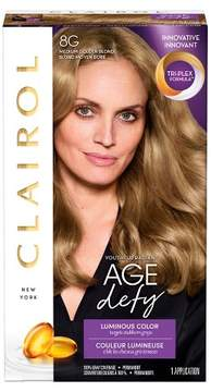 Clairol Age Defy Expert Hair Color - 8G Medium Golden Blonde - 1 Kit