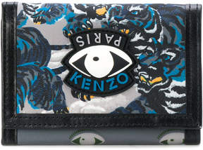 Kenzo Eye and Tiger wallet