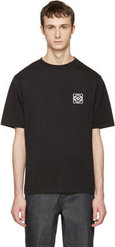 Loewe Black Logo T-Shirt