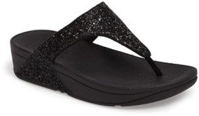 FitFlop Women's Glitterball(TM) Thong Sandal