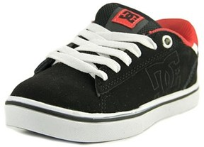 DC Notch Round Toe Suede Skate Shoe.