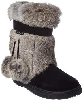 BearPaw Women's Exotics Tama Ii Calfhair Boot