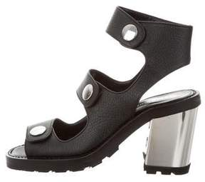 Opening Ceremony Isa Leather Sandals w/ Tags