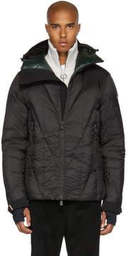Moncler Black Down Saintlary Jacket