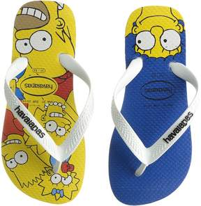 Havaianas Top Simpsons Flip Flops (Toddler/Little Kid/Big Kid)