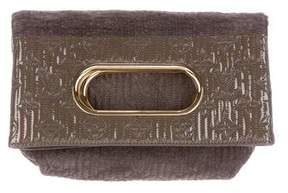 Louis Vuitton Motard Afterdark Clutch - GREY - STYLE