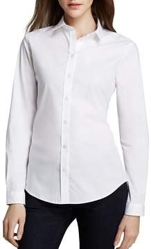 Burberry Basic Button-Down Blouse