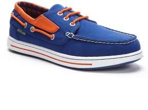 Eastland Men's New York Mets Adventure Boat Shoes