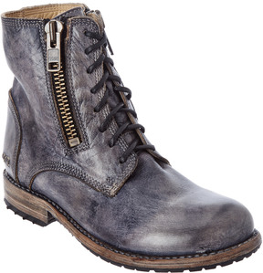Bed Stu Tactic Leather Bootie
