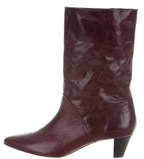 IRO Drapity Pointed-Toe Ankle Boots w/ Tags