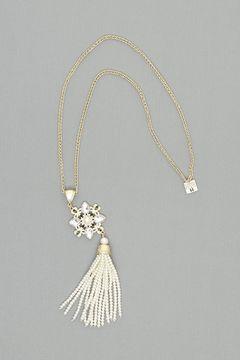 Edward Achour Long Necklace